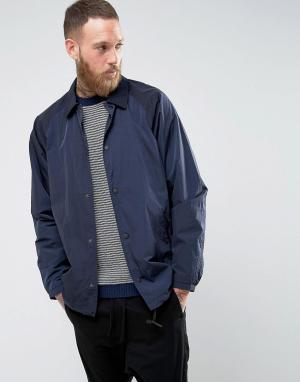 Kiomi Спортивная куртка. Цвет: темно-синий