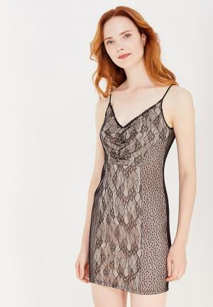 Платье Miss Selfridge. Цвет: коричневый
