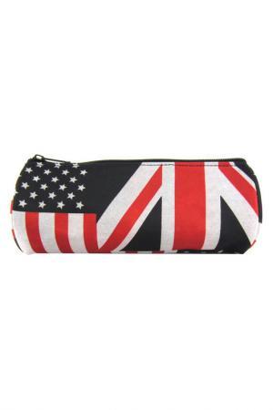 Пенал British Flag Creative. Цвет: мультицвет
