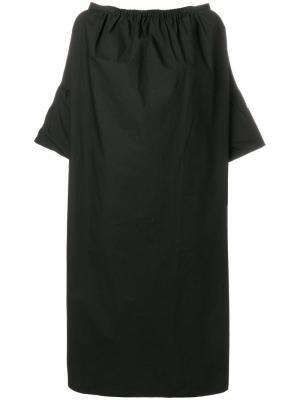 Patti dress Humanoid. Цвет: чёрный