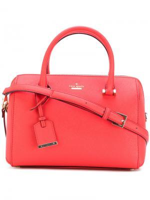 Большая сумка Cameron Street Kate Spade. Цвет: красный