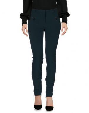 Повседневные брюки ALFONSO RAY. Цвет: темно-зеленый