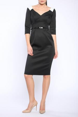 Платье Bellissima. Цвет: black