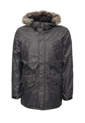 Куртка утепленная Medicine. Цвет: серый