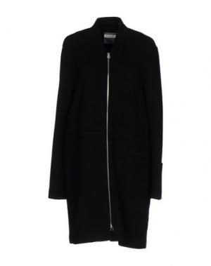 Пальто ROSSO35. Цвет: черный