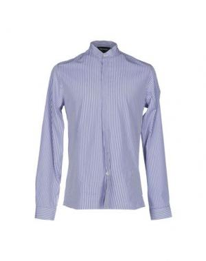 Pубашка HARMONY Paris. Цвет: синий