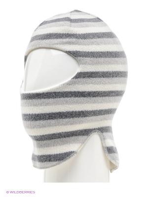 Балаклавы Totti. Цвет: белый, серый, светло-серый