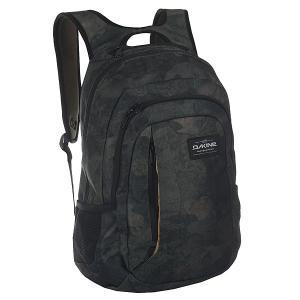 Рюкзак городской  Factor Peat Camo Dakine. Цвет: зеленый