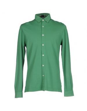 Pубашка MOSAIQUE. Цвет: зеленый