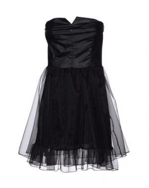 Короткое платье TWENTY EASY by KAOS. Цвет: черный