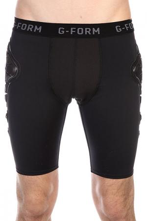 Защита на бедра  Pro-X Shorts Black/Grey G-Form. Цвет: черный
