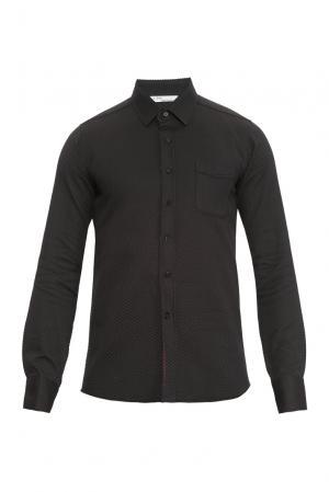 J2nd Рубашка из хлопка 159312 J'2nd. Цвет: черный