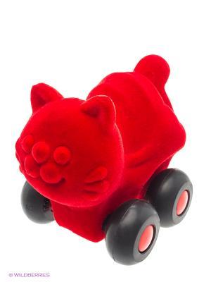 Кошка Rubbabu. Цвет: красный