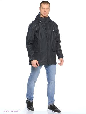 Куртка LERWICK RAIN JACKET Helly Hansen. Цвет: синий