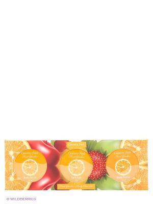 Подарочный набор Fruit №2 Country Fresh. Цвет: белый