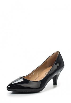 Туфли Diva dOr d'Or. Цвет: черный