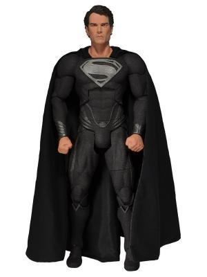 Фигурка Man of Steel 1/4 Super Black Suit Neca. Цвет: черный, белый