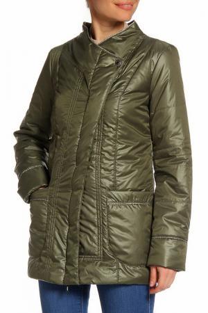 Куртка DizzyWay. Цвет: хаки