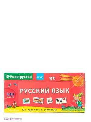 Перекидное табло. Русский язык 1-4кл АЙРИС-пресс. Цвет: красный, желтый