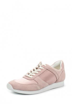 Кроссовки Vagabond. Цвет: розовый