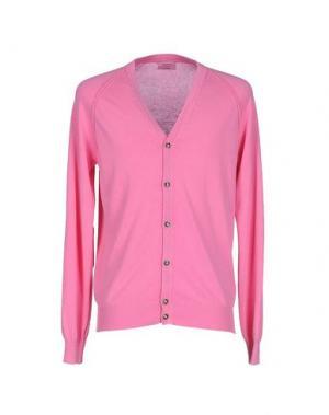 Кардиган GRAN SASSO. Цвет: розовый