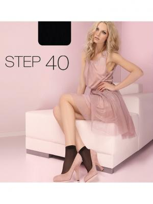 Носки ORI Step 40 den (2 пары). Цвет: черный
