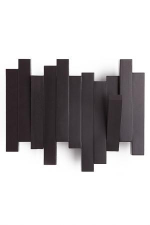 Газетница-вешалка Sticks UMBRA. Цвет: черный