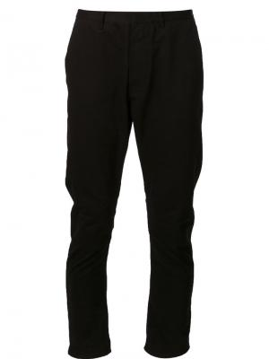 Cropped trousers Siki Im. Цвет: чёрный