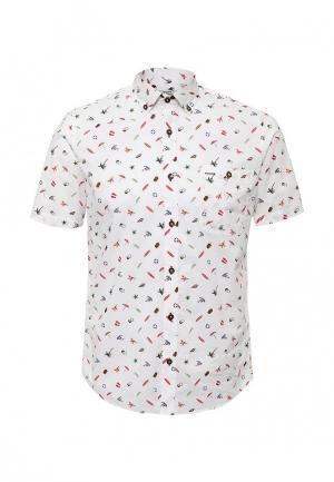 Рубашка Matinique. Цвет: белый