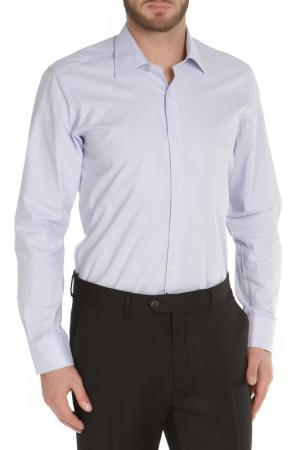 Рубашка The Savile Row. Цвет: сиреневый