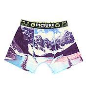 Термобелье (низ) женское  Underwear Wipee Picture Organic. Цвет: фиолетовый