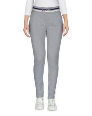 Повседневные брюки BEVERLY HILLS POLO CLUB. Цвет: серый