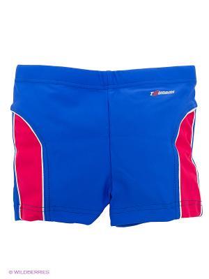 Плавки Sport Vision. Цвет: синий, малиновый