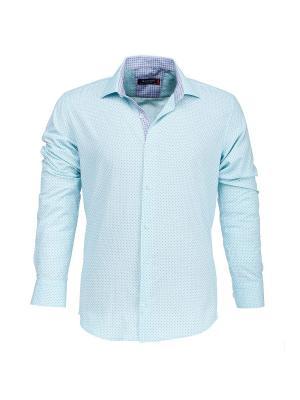Рубашка BIRIZ. Цвет: светло-зеленый