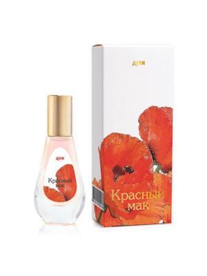 Духи Красный мак 9,5 мл Dilis Parfum. Цвет: прозрачный