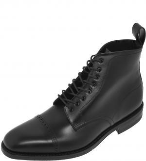 Ботинки Loake. Цвет: черный