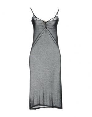 Платье до колена ALISA. Цвет: черный