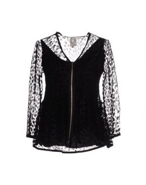 Комплект двойка DRESS GALLERY. Цвет: черный