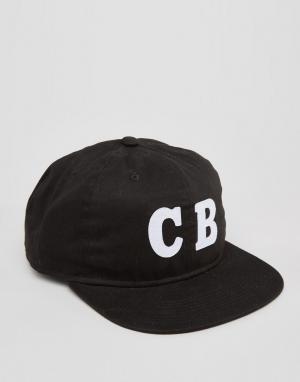 Mitchell & Ness Бейсболка Ballpark Chicago Bulls. Цвет: черный
