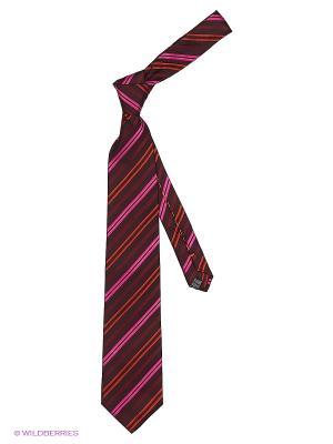 Галстук UNGARO. Цвет: бордовый