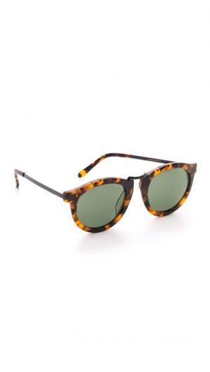 Солнцезащитные очки Special Fit Harvest Karen Walker