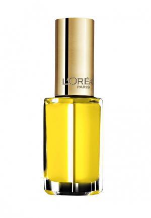 Декоративная косметика LOreal Paris L'Oreal. Цвет: желтый