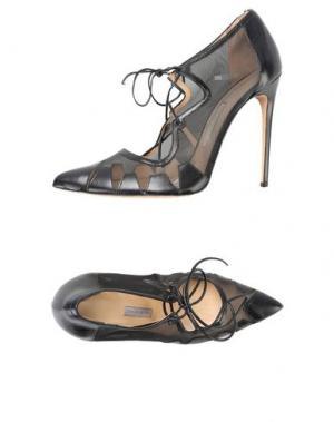 Туфли BIONDA CASTANA. Цвет: черный