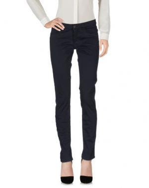 Повседневные брюки CAMOUFLAGE AR AND J.. Цвет: темно-синий