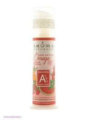 Крем с витамином А, 94 гр Aroma Naturals. Цвет: белый