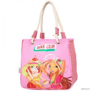 Kids travel 62567 Winx Club. Цвет: розовый