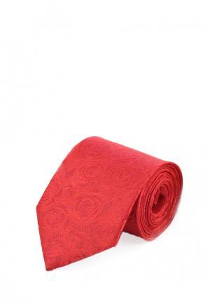 Галстук Churchill accessories. Цвет: красный