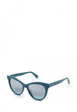 Очки солнцезащитные Max&Co. Цвет: бирюзовый