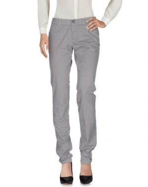 Повседневные брюки MARELLA SPORT. Цвет: серый