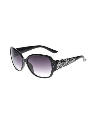 Очки солнцезащитные Infiniti. Цвет: черный, серый